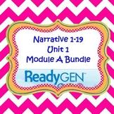 3rd Grade Ready Gen Unit 1 Module A