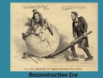 3rd Grade Reconstruction Era Presentation
