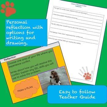 3rd Grade Resolve Conflict Activity