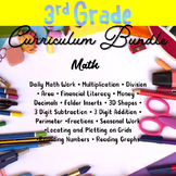 3rd Grade WHOLE YEAR Resources BUNDLE