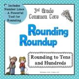 3rd Grade Rounding 3.NBT.1 Distance Learning 1:1 Google Cl