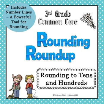 3rd Grade Rounding 3.NBT.1
