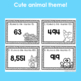 Rounding Scoot and Printables- Third Grade