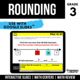 3rd Grade Rounding to Nearest 10 and 100 | Digital Centers