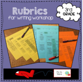 Rubrics for Lucy Calkins Writing Workshop