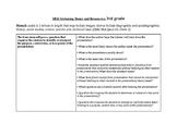 3rd Grade SBAC Claim 3/Listening Question Stems