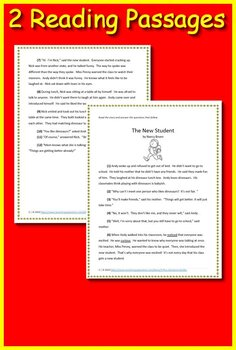 3rd Grade SC READY Test Prep Practice Test for English Language Arts - FREE!