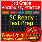 3rd Grade SC READY Test Prep - Reading Vocabulary Review Game