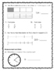 3rd Grade SLO/SGM Cumulative Pre and Post Tests