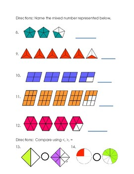 3rd Grade SOL Review Homework/ Assessments