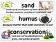 3rd Grade SOL Science Vocabulary Cards