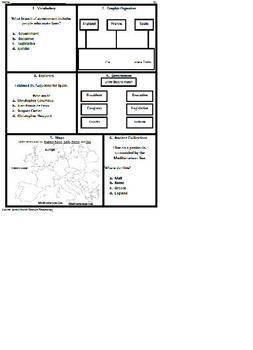 3rd Grade SOL Social Studies Spiral Review #11