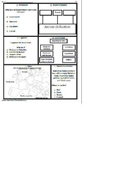 3rd Grade SOL Social Studies Spiral Review #12