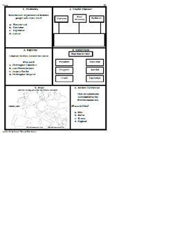 3rd Grade SOL Social Studies Spiral Review #15