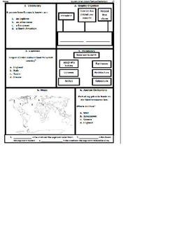 3rd Grade SOL Social Studies Spiral Review #17