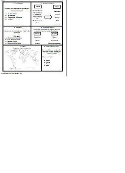3rd Grade SOL Social Studies Spiral Review #6