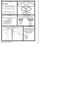 3rd Grade SOL Social Studies Spiral Review #7