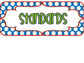 3rd Grade SOUTH CAROLINA Kids Standards 2