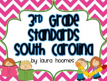 3rd Grade SOUTH CAROLINA Kids Standards