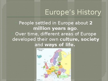 3rd Grade SS European Exploration PPT (See also matching interactive notes!)