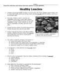 3rd Grade STAAR Persuasive Reading Passages Short