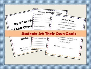 3rd Grade STAAR Reading Checklist