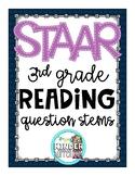 3rd Grade STAAR Reading Question Stems