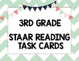 3rd Grade STAAR Reading Task Cards