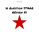 3rd Grade Math STAAR Review #1