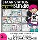 3rd Grade STAAR STATION 10: TRUE OR FALSE DATA? ~ TEKS 3.8A  Graph Math Center