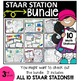 3rd Grade STAAR STATION 8: GEOMETRY SORT ~ TEKS 3.6A  Math Center