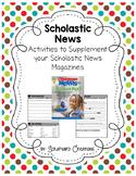 3rd Grade Scholastic News Activities 2016-2017