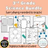 3rd Grade Science Bundle- ENTIRE YEAR!