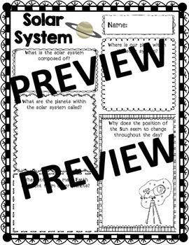 3rd Grade Science Concept Poster Bundle 3.P.1 3.P.2 3.P.3 3.L.1 3.L.2 3.E.1 3.E2