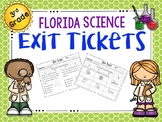 3rd Grade Science Exit Tickets - Paper and Digital for Dis