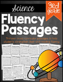 3rd Grade Science Fluency Passages