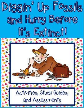 """""""Diggin' up fossils!"""" and """"Hurry Before It's Extinct!"""""""