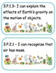 """3rd Grade Science """"I Can"""" Statement Posters"""