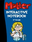 3rd Grade Science Interactive Notebook: Matter
