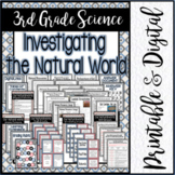 3rd Grade Science: Investigating Our Natural World / Print