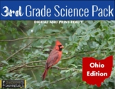 3rd Grade Science Pack for the Year {Distance Learning}