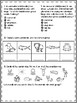 3rd Grade Science Plant and Animal Classification Test: Big Idea 15