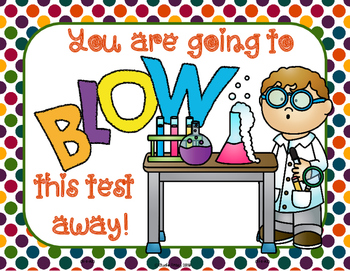 3rd Grade Science Test Prep/Year-End Review Task Cards - EVERY GLE reviewed!