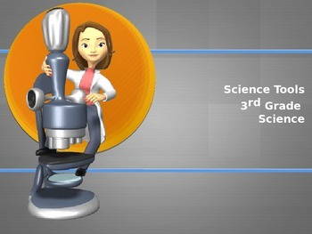 3rd Grade Science Tools~ TEKS