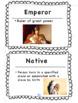 3rd Grade Scope and Sequence Social Studies Vocabulary Peru
