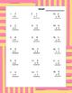 3rd Grade Single Digit Multiplication
