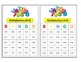 3rd Grade Small Group Multiplication Bingo Game (Facts 6-9