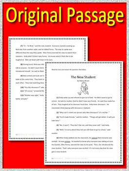3rd Grade Smarter Balanced Test Prep Practice Test - FREE!  (SBAC)