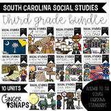 3rd Grade Social Studies Growing Bundle {South Carolina History}