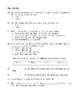 3rd Grade Social Studies- Economics Test